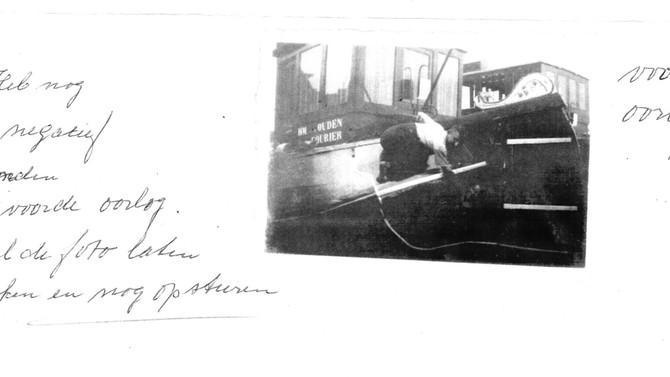 1931-1958 Schipper HM vd Ouden