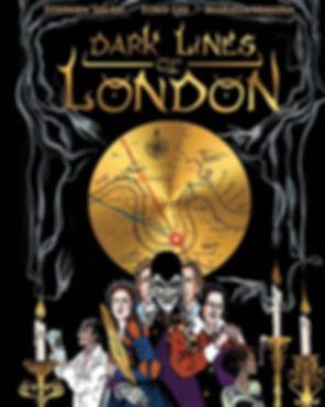 Dark Lines Of Londn Cover