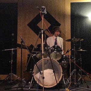 Tom Monks drums