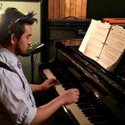 Recording Session, April 2015