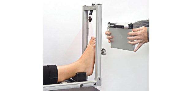 Custom Orthotic Evaluation and Scanning
