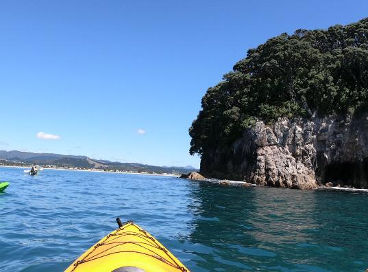 Donut Island Kayak Tour