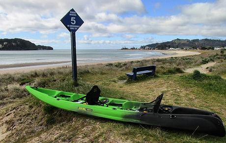 Kayak Coromandel