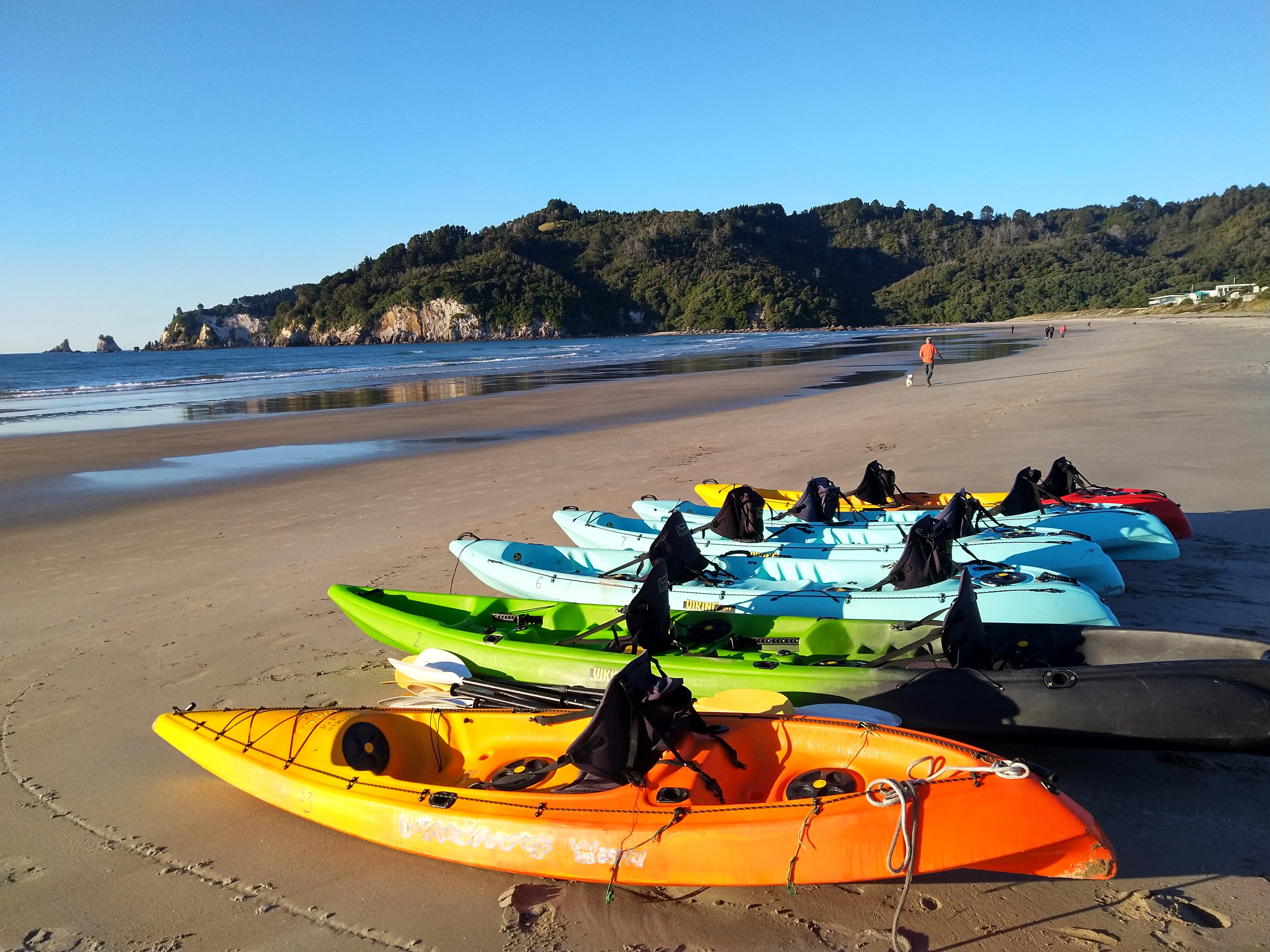 Kayak Beach