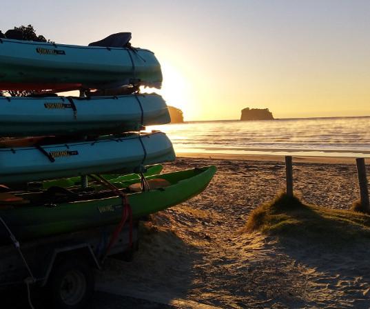 Whangamata Kayak Hire