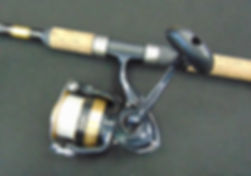 Rental Rod and Reel