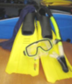 Rental Snorkel Gear