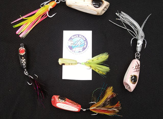 Mark White Lures--The Perfect Stocking Stuffer