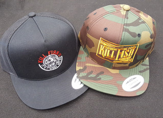 New Hats Available Now!