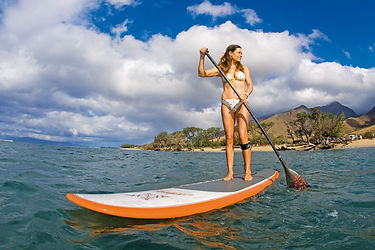 Stand up paddle guadeloupe