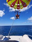 Parachute ascensionnel Guadeloupe