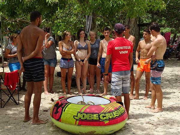 Guadeloupe jet-ski et activités nautiques
