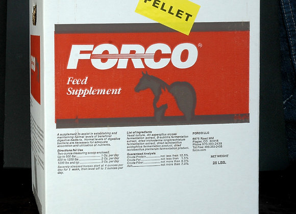 Box of Forco 10 lb Granular or Pellets – FREE Shipping!