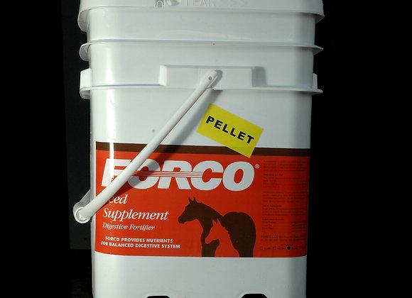 Forco 25 lb Granular or Pellets (Plastic Bucket) FREE Shipping!
