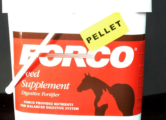 Forco 10 lb Granular or Pellets – FREE Shipping!