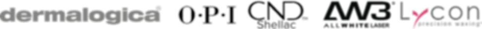 Dermalogica OPI CND Shellac AW3 Lycon Vi