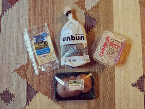 Quick Weeknight Meals: Portobello Mushroom Sandwiches