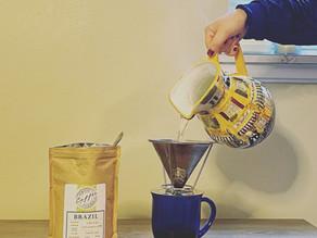 Coffee Break: Orosi Coffee - Brazil