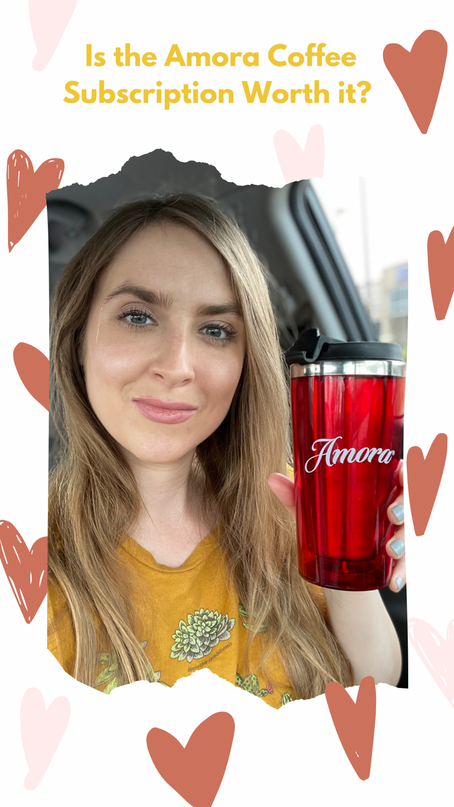 Is the Amora Coffee Subscription Worth It?