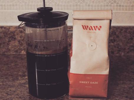 Coffee Break: Wave - Sweet Daze Blend