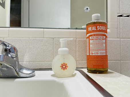 Save Money While Saving The Planet By Switching to Foam Soap Dispensers