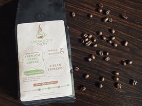 Coffee Break with Sheratique 6-Bean Espresso