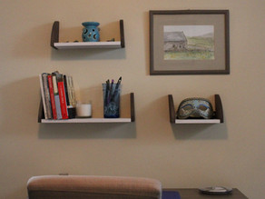 Honored Wood Set of Three Floating Shelves Review