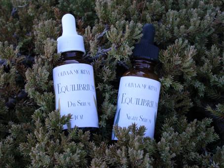Oliva & Morena Equilibrium Skin Serum Set Giveaway!