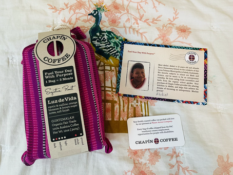 Chapin Coffee - Luz de Vida Review
