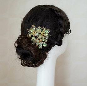 Jewel Flower 1 : Gold
