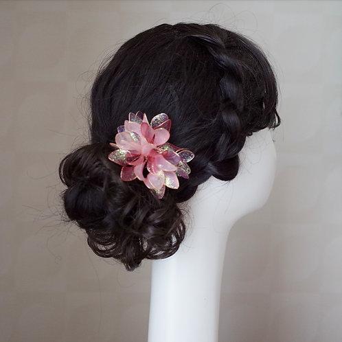 Jewel Flower 5 : Pink gradation
