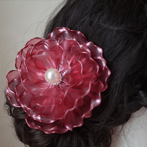 Jewel Flower 2 : Pearl red