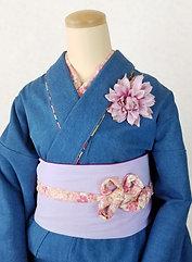 Casual Kimono☆Denim