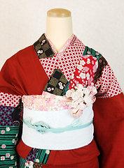 Casual Kimono☆Taisho romanticism
