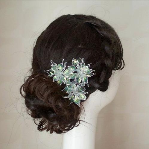 Jewel Flower 1 : Silver