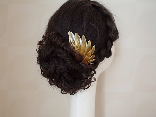 Jewel Flower 7 : Pearl gold