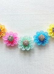Fairys' pretty up earrings👑💎Swarovski crystal ver.のコピー