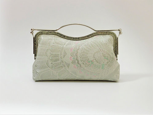 Frame clutch bag : Housouge pattern
