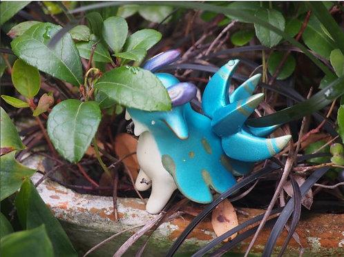 Umi-ushi Dragon - a little dragon like a sea slug