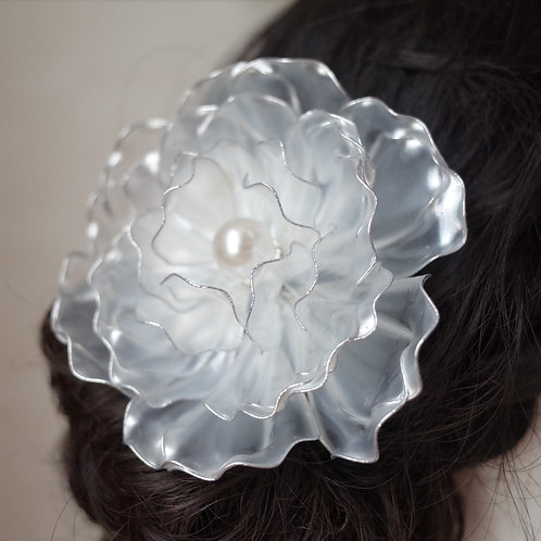 Jewel Flower 2 : Pearl White