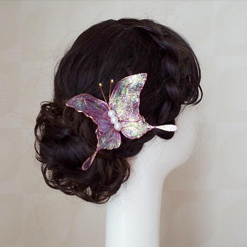 Jewel Flower 8 : Purple