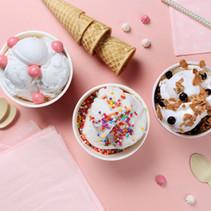 アイスクリームパーティー