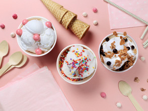 Ice Cream Topping Distributer