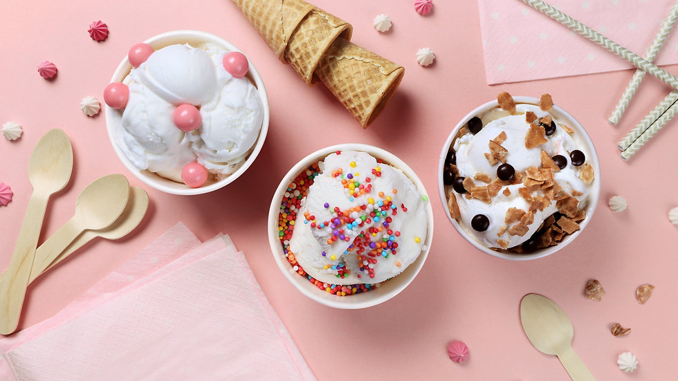 Half Pint Ice Cream