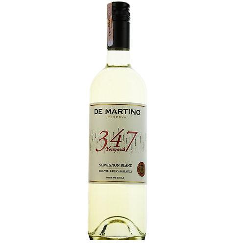 Vynas (balt)  De Matino 347 Sauvignon Blanc 750 ml