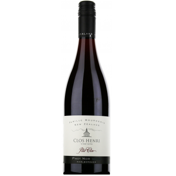 Vynas (raud)  Petit Clos Pinot Noir Marlborough 750 ml