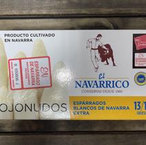 Esparragos Blancos De Navarra