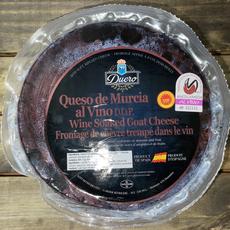 Murcia Al Vino Wine Soaked Goat Cheese (Whole)
