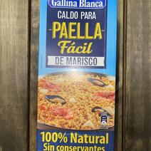 Paella De Marisco Broth