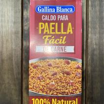 Paella De Carne Broth